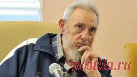 Фидель Кастро возмущен действиями «шоколадного короля» | Я так вижу