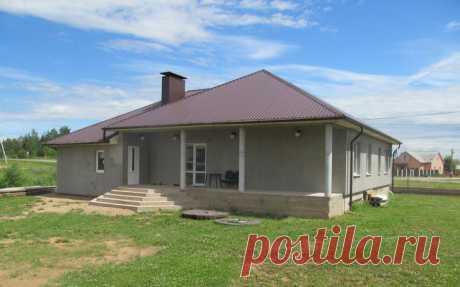 Загородный дом за $20 000