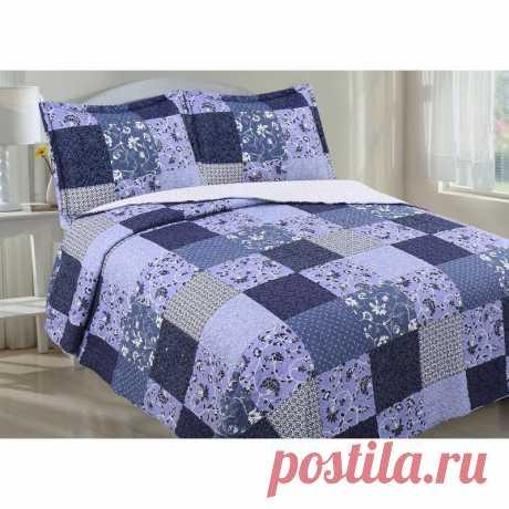 Цветочные Лоскутные одеяла - Идеи на Foter