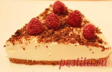Творожный торт без выпечки — Sloosh – кулинарные рецепты