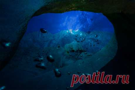 10 любопытных вещей, которые можно найти в Марианской впадине