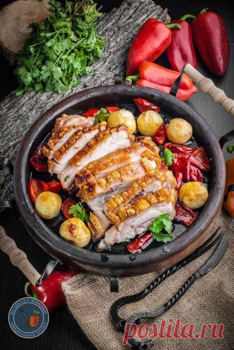 Как приготовить свинину по-датски | Делимся советами