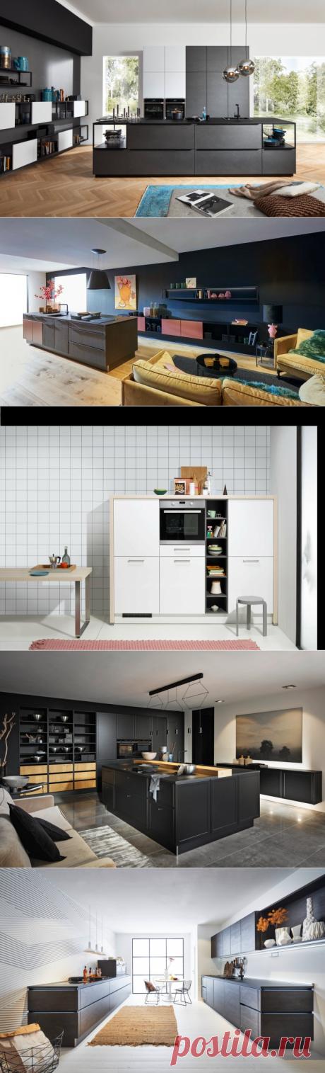 Азы дизайна интерьеров – виды кухонь | Nolte Küchen | Яндекс Дзен