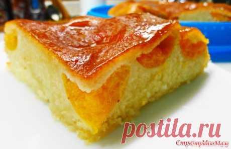 Еще один пирог в мультиварке - Домашняя выпечка - Страна Мам