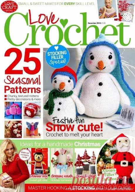 Love Crochet – December 2018.