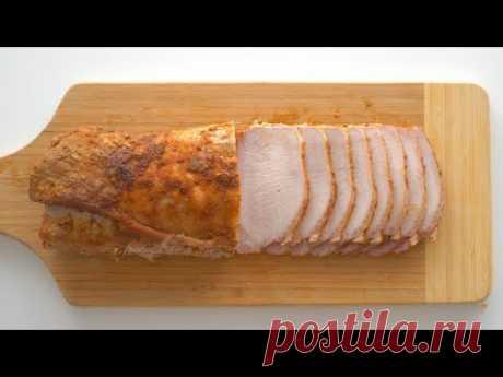 Мясо для нарезки и бутербродов. Нежное, ароматное, вкусное