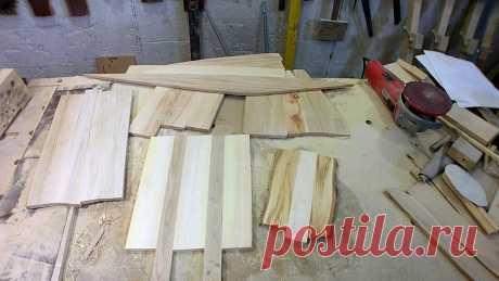 Заготовки для выпиливания из обрезков - практически из дров | Столярка дома | Яндекс Дзен