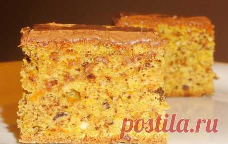 Тыквенно-ореховый пирог в молочном шоколаде: рецепт с фото, как приготовить Тыквенно-ореховый пирог в молочном шоколаде. Готовим дома вкусный тыквенно-ореховый пирог в молочном шоколаде. Рецепт приготовления тыквенного пирога с орехами.