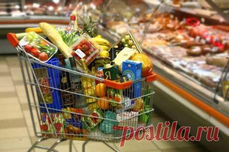 Путаница в гипермаркете