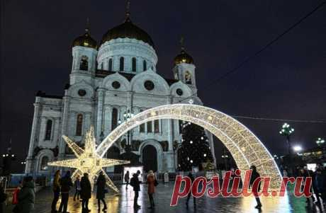С Рождеством Христовым, братья и сёстры! Со Светлым Праздником!   #Православие #Рождество_Христово