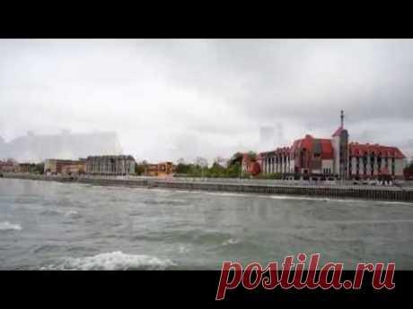 Зеленоградск. Калининградская область - YouTube