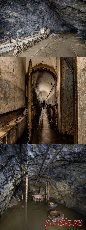 Что скрывают старые подземелья (фото) - Hi-Tech Mail.ru