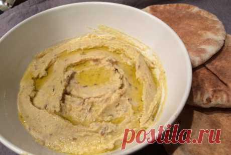 Домашний хумус на скорую руку рецепт – греческая кухня: закуски. «Еда»