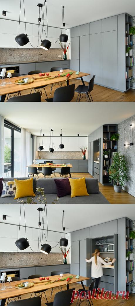 Квартира для молодой семьи в Любляне, Словения — Lodgers