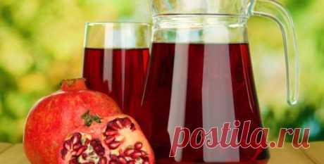 Гранатовый сок повышает или понижает давление? Диетолог рекомендует