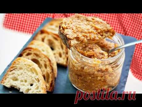Забытая вкусная советская закуска из трех ингредиентов за копейки