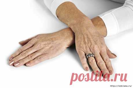 Для идеальной кожи рук: омолаживающая «каша»