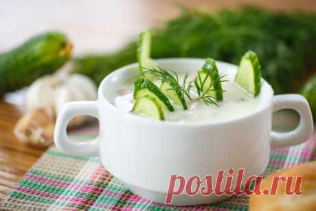Свежая зелень и огурчики. Лучшие рецепты холодных супов      В летнюю жару горячие блюда хороши только на ужин. А вот днём хочется чего-нибудь лёгкого и прохладного. Свежая зелень и первые огурчики — то, что надо! Давайте приготовим из них вкусные холодные…