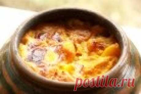 Пшенная каша с тыквой в горшочке - пошаговый рецепт с фото на Повар.ру