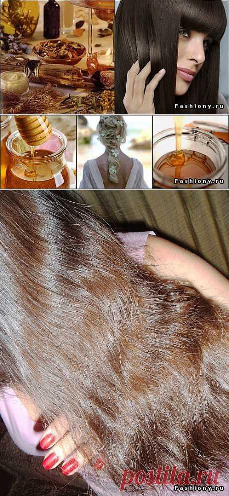 Желатиновые маски для волос-ламинирование в домашних условиях / ламинирование желатином
