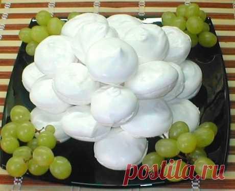 Как приготовить зефир по-домашнему. - рецепт, ингредиенты и фотографии