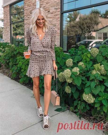 С чем носить летние кроссовки: 17 идей для любого случая | Люблю Себя