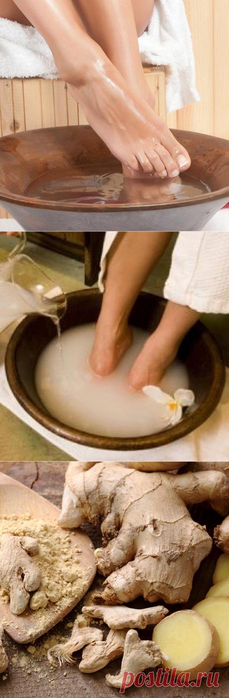 Парить ноги очень полезно для здоровья! Рецепт от доктора восточной медицины | Всегда в форме!