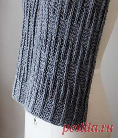 Dash of Brioche pattern by Monika Anna
