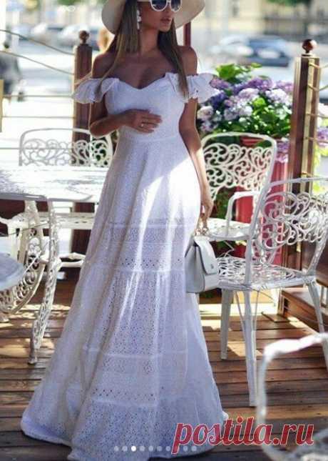 Кружевные платья для лета. Что может быть красивее. | Стиль и досуг | Яндекс Дзен