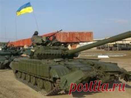 """Сегодня 11 сентября отмечается """"День танкиста на Украине"""""""