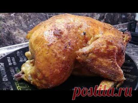Курица на Банке, просто и очень вкусно