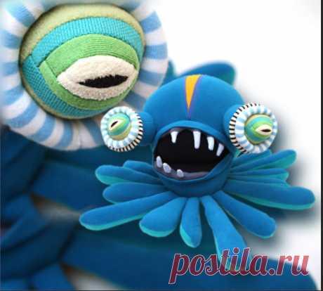 Cotton Monster-2