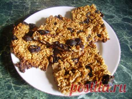 Диетическое овсяное печенье рецепт