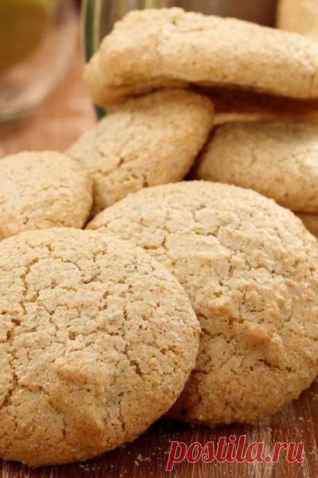Кокосовое печенье - простой рецепт - Дом Десертов