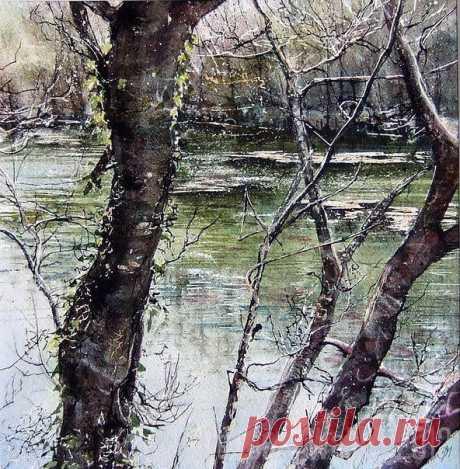 Английская художница Deborah Walkar
