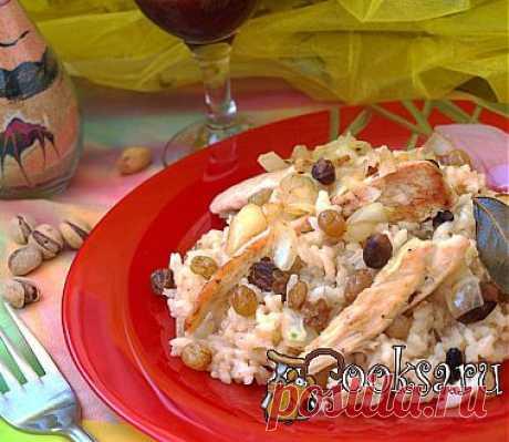 Бирьяни с курицей рецепт с фото
