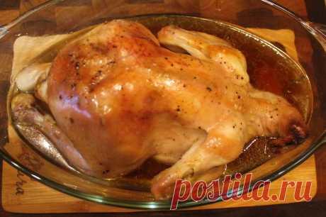 Самый короткий рецепт самой нежной курицы