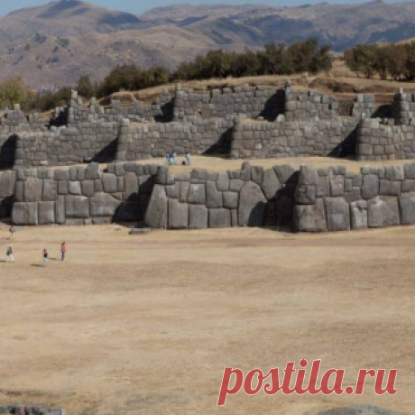 Древняя крепость Саксайуаман, построенная по технологии будущего | Журнал РЕПИН.инфо