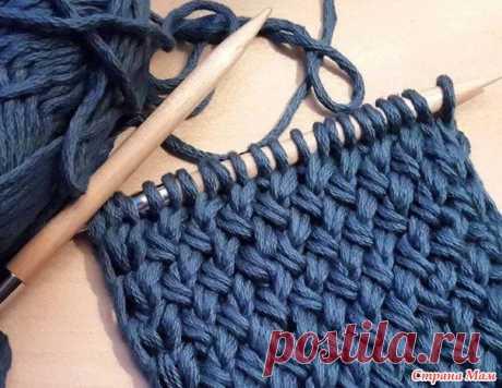 Старинная техника вязания на спицах Виккель – старинная эстонская техника вязания. Узор, который получается в результате использования этой техники вязания спицами, основан на принципе перемещения петель.