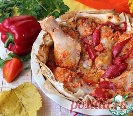 Курица по-армянски