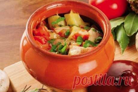 Рыба с картошкой в горшочках: выбираем рецепт и готовим вкусное жаркое