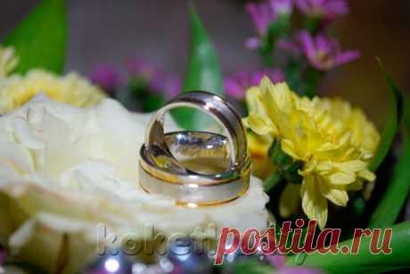 Приметы связанные с обручальными кольцами | Краше Всех