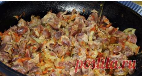 7 рецептов приготовления вкуснейших куриных желудков. Очень дешево и очень вкусно!!! Рецепт №4 мой любимый. Такой нежный вкус...