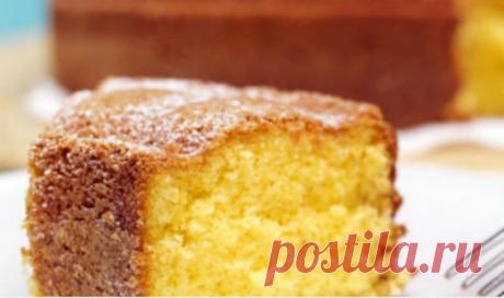 Пышный итальянский бисквит «Маргарита» — это любовь с первого кусочка! Нежный, мягкий и воздушный!