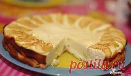 Блоги@Mail.Ru: Творожно-яблочная запеканка с ароматом корицы