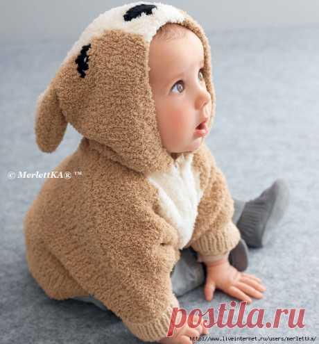 Пончо ~Бэмби~ от PhilDar
