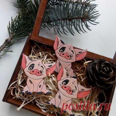 Коробка новогодней милоты))