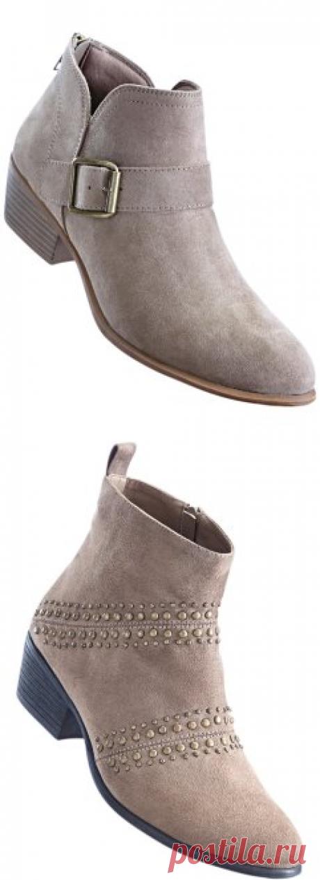 Женская обувь от bonprix – тренды по доступным ценам!