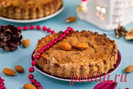 Яблочный тарт - полезный десерт из миндальной муки, без сахара - рецепт с фото - FoodForLife Сегодня я поделюсь с вами рецептом яблочного тарта, который готовится из миндальной муки.