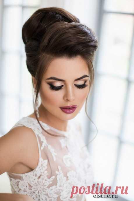 Свадебный макияж для брюнеток: идеи и фото % Dreambride.ru